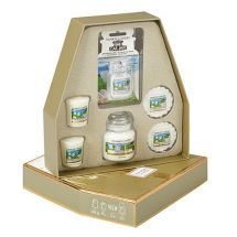 Yankee Candle Clean Cotton Geschenkset