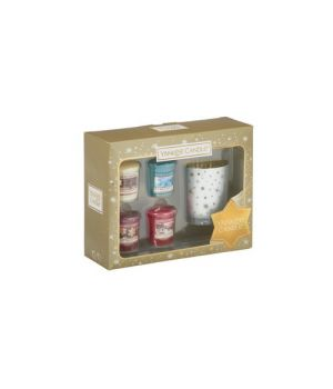 Yankee Candle Holiday Sparkle Sampler Set