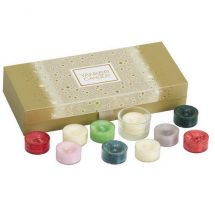 Yankee Candle Holiday Sparkle Tea Lights Palette