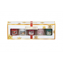 5 Votives Festive The Perfect Christmas Q3 2017