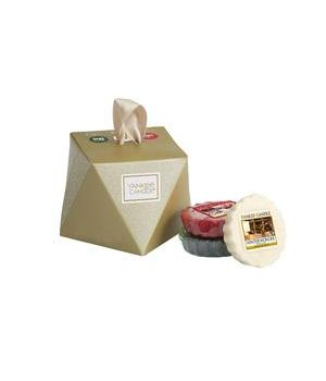 Yankee Candle Holiday Sparkle Wax Melt Geschenkset