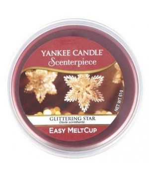 Easy Melt Cup Glittering Star