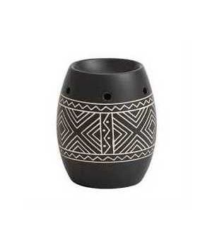 Duftlampe African Etched Yankee Wax Burner