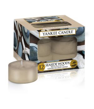 Yankee Candle Seaside Woods tea lights