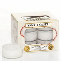 Yankee Candle Snow in Love