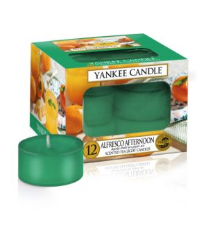 Yankee Candle Alfresco Afternoon Tealights
