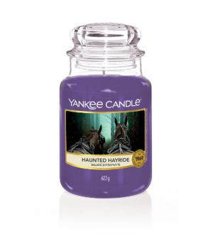 Yankee Candle Haunted Hayride limitiert
