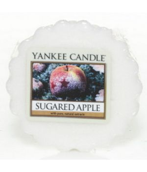Yankee Candle Tart Wachs Sugared Apple