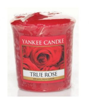 True Rose Sampler Kerzen Yankee Candle