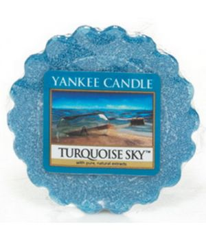 Duftöl Yankee Candle Tart Wachs Turquoise Sky