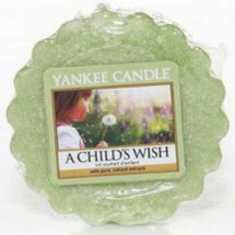 Yankee Candle A Child's Wish