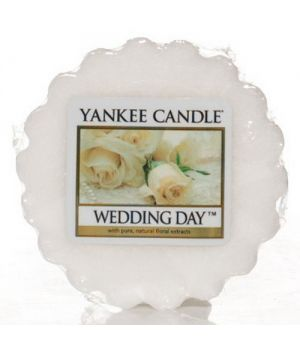 Yankee Candle Wedding Day tart wachs Duftöl