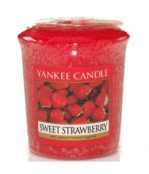 Sampler Duftkerzen Yankee Candle Sweet Strawberry