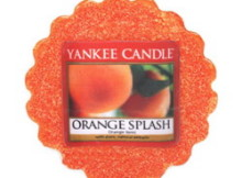 Yankee Candle orange spalsh Tarts