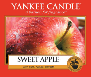 Yankee Candle sweet apple Duftkerzen