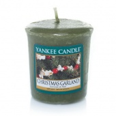 Yankee_Candle Christmas Garland Sampler