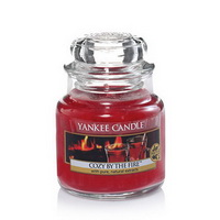 YAnkee Candle cosy by the fire small Jar