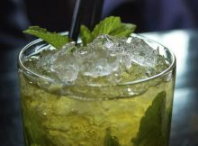 cocktail mojito gross