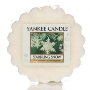 Yankee Candle Sparkling Snow Tarts