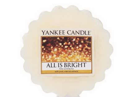 yankee candle all is bright Monatsduft